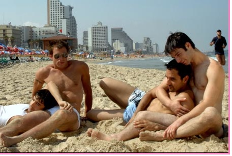 Life's a beach – hanging out on Tel Aviv's coast